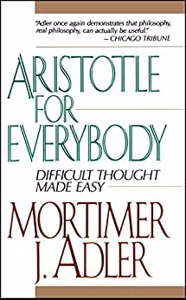 Cover page of the book 'Aristotle For Everybody'
