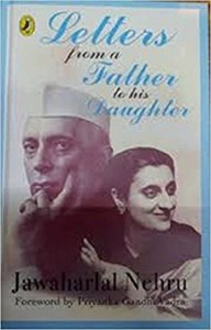 Cover page of the book 'Letters From A Father To His Daughter'