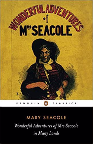 Full size cover page of the book 'Wonderful Adventures Of Mrs Seacole In Many Lands'