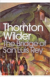 Cover page of the book 'Bridge Of San Luis Rey'