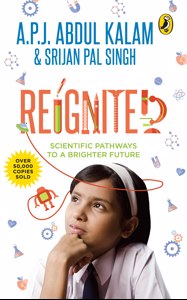 Cover page of the book 'REIGNITED'