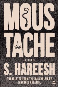 Cover page of the book 'MOUSTACHE'
