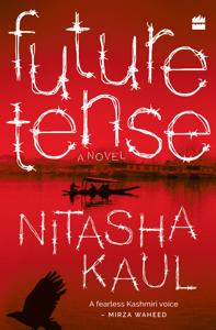 Cover page of the book 'FUTURE TENSE'