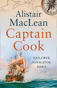 Cover page of the book 'CAPTAIN COOK'