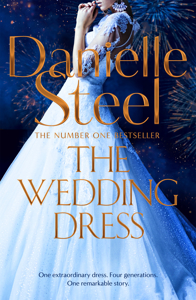 Cover page of the book 'THE WEDDING DRESS'