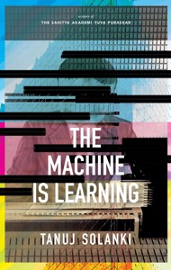 Cover page of the book 'THE MACHINE IS LEARNING'