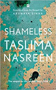 Cover page of the book 'SHAMELESS'