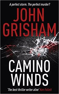 Cover page of the book 'CAMINO WINDS'