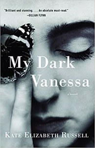 Cover page of the book 'MY DARK VANESSA'