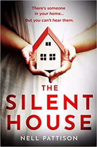 Cover page of the book 'THE SILENT HOUSE'