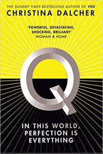 Cover page of the book 'Q'