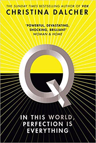Full size cover page of the book 'Q'