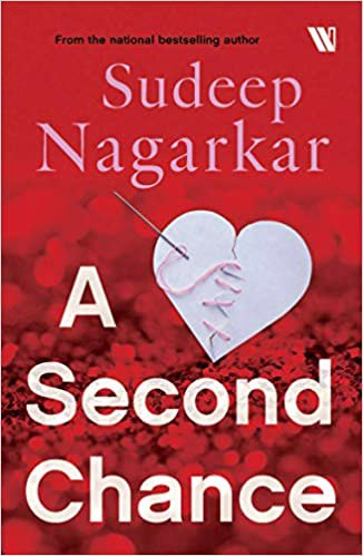 Full size cover page of the book 'A SECOND CHANCE'