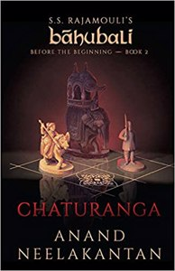 Cover page of the book 'CHATURANGA: BEFORE THE BEGINNING: BOOK 2'