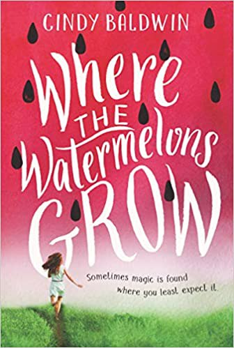 Full size cover page of the book 'WHERE THE WATERMELONS GROW'